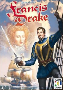 Francis Drake Box Cover