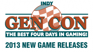 GenCon New Game Releases