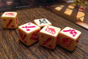 Mice and Mystics Dice
