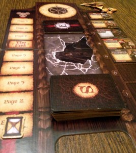 Mice and Mystics Game Board