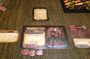 Mice and Mystics Characters Cards