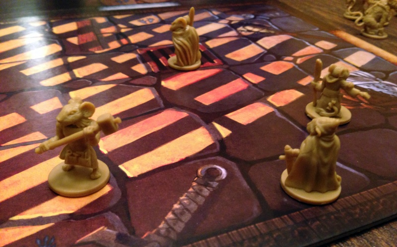 Mice and Mystics Figures