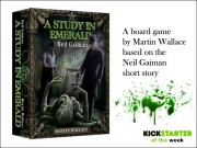 Kickstarter of the Week - A study in Emerald