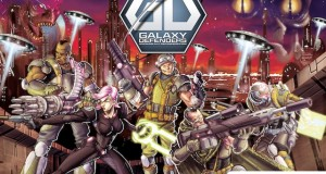 Galaxy Dedenders Box Cover