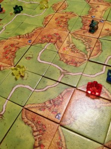 Carcassonne Game Overview