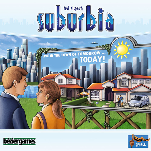 Suburbia Review | Board Game Quest image