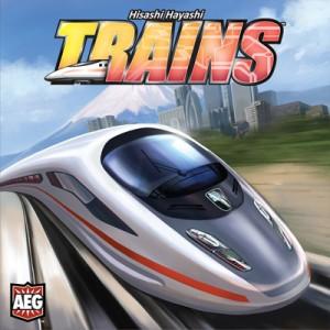 Trains Box Cover