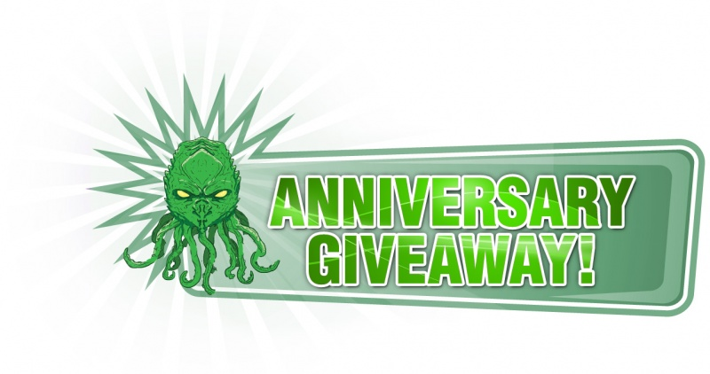 Anniversary Board Game Giveaway