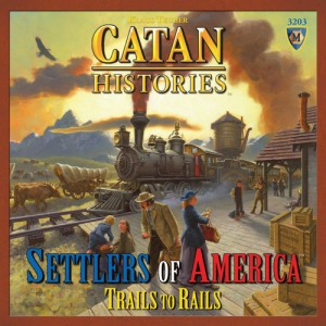 Settlers of America Box