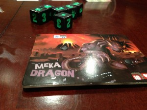 King of Tokyo Player Cards