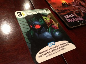 King of Tokyo Upgrade Cards