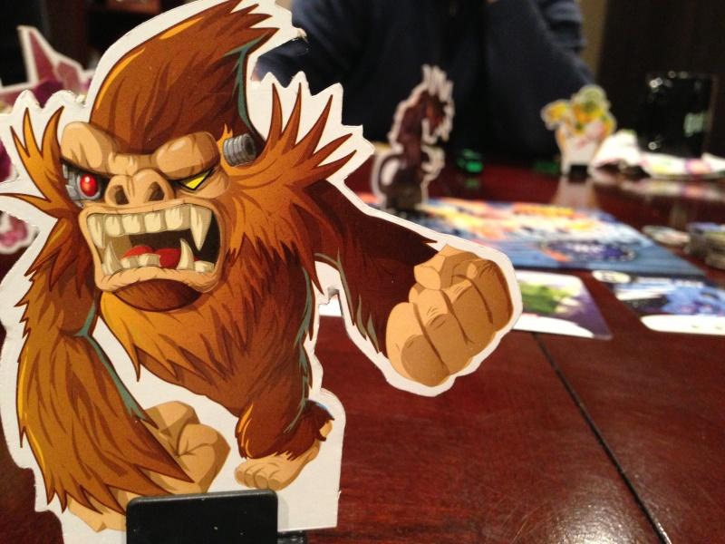 King of Tokyo Monsters