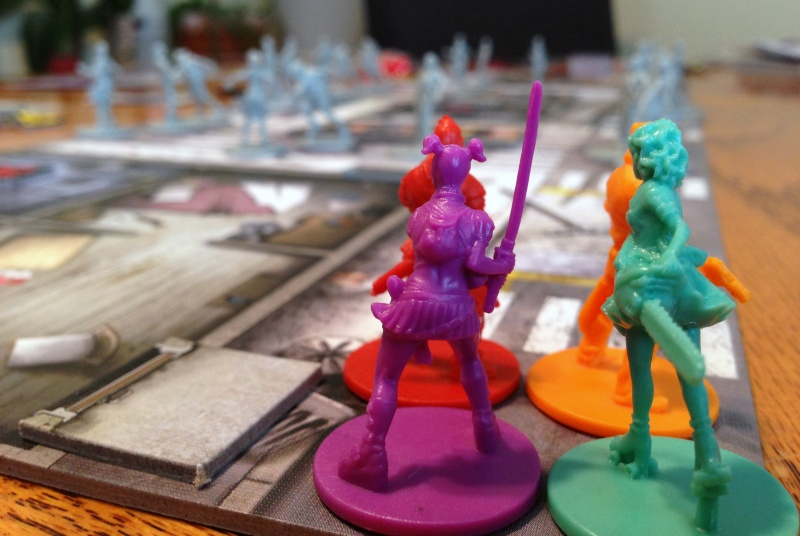 Zombicide Game Experience