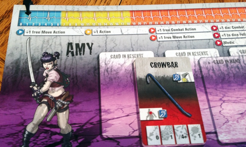 zombicide board game how to play