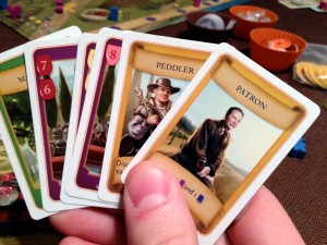 Viticulture Visitor Cards