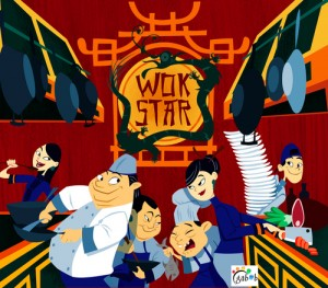 Wok Star Cover