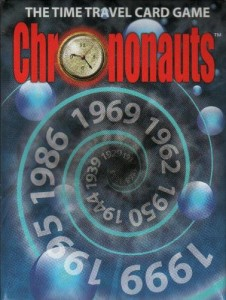 Chrononauts Box Cover