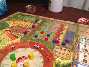 Tzolk'in Game Board