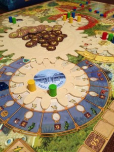 Tzolk'in Game Overview