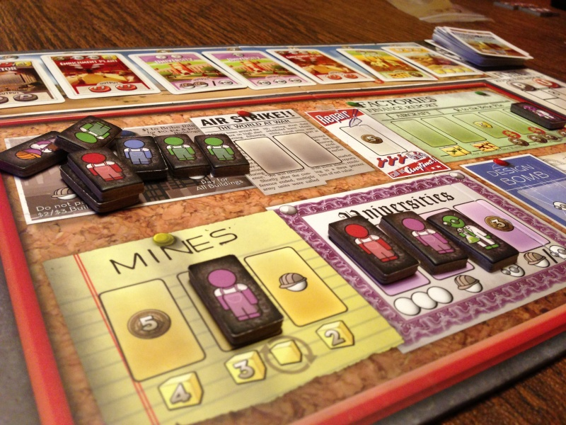 The Manhattan Project Game Experience