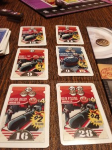 The Manhattan Project Bomb Cards