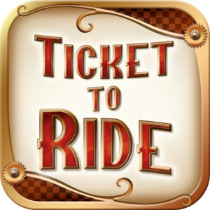 Ticket to Ride Ipad