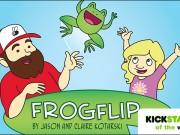 FrogFlip Kickstarter