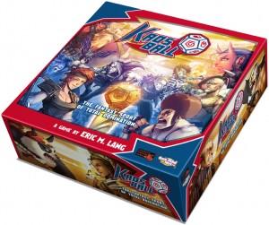 Kaosball Box Cover