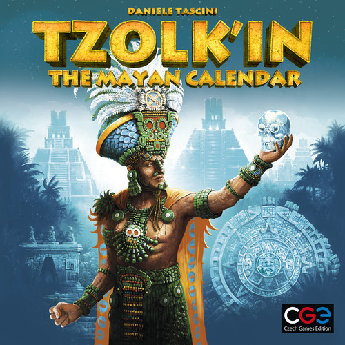Tzolk'in: The Mayan Calendar Review | Board Game Quest image