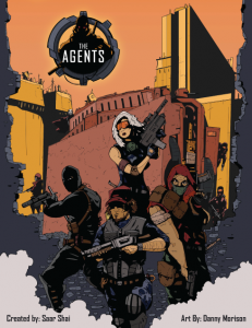 The Agents Cover