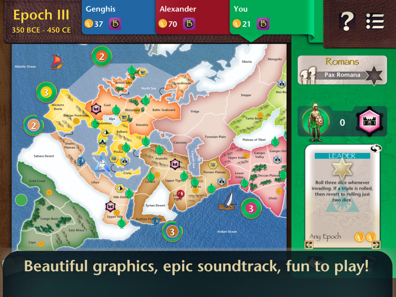 A brief history of the world for ios released board game quest a brief history of the world for ios released gumiabroncs Gallery