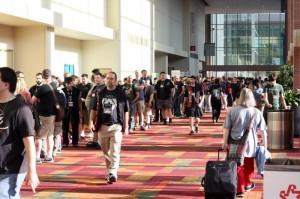 Gen Con Crowds