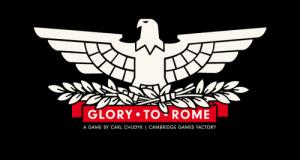 Glory to Rome Box Cover