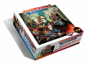 Guardians' Chronicles - Box