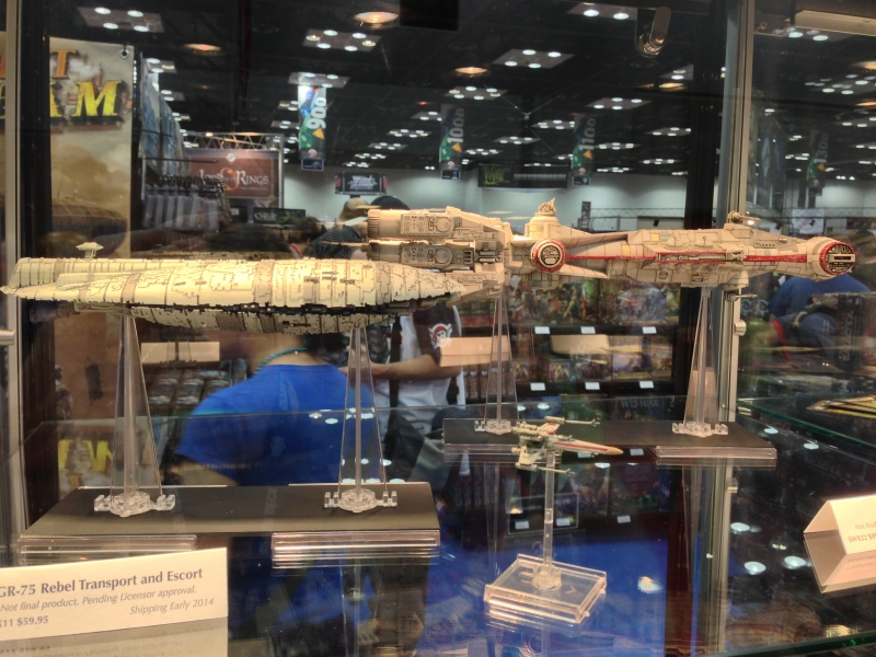 X-Wing Large Ships