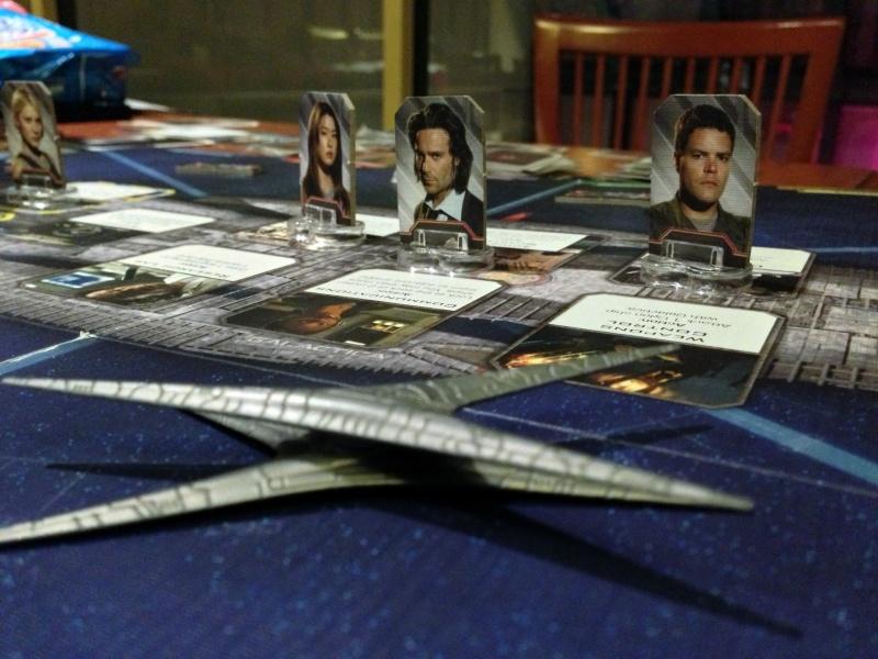 Battlestar Galactica Game Experience