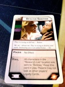 BSG Crisis Cards