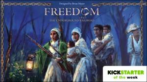 Freedom Kickstarter