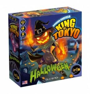 King of Tokyo - Halloween - Box