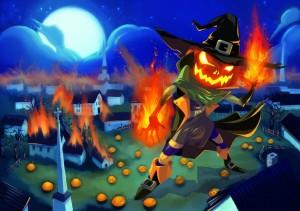 King of Tokyo - Halloween - Pumpkin Jack