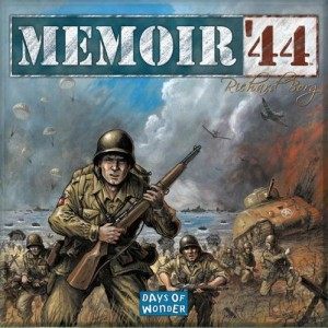 Memoir 44 Game Box