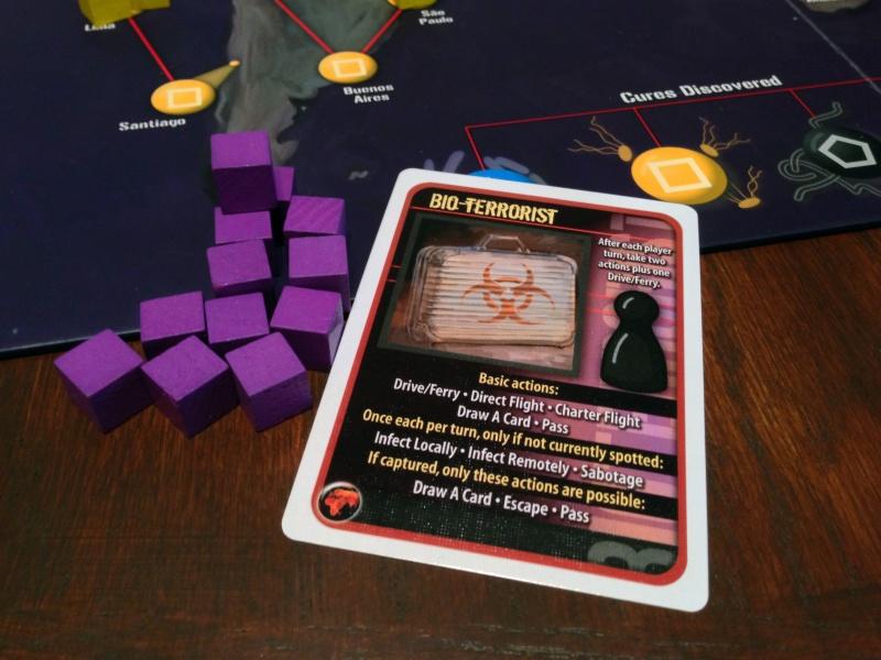 Pandemic Bioterrorist