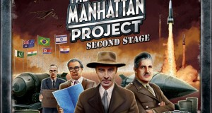 The Manhattan Project Second Stage Box