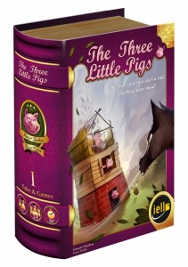 The 3 Little Pigs - Box