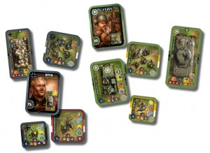 Heroes of Normandie Tiles