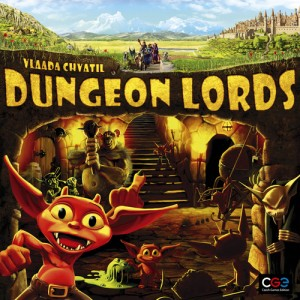 Dungeon Lords Cover