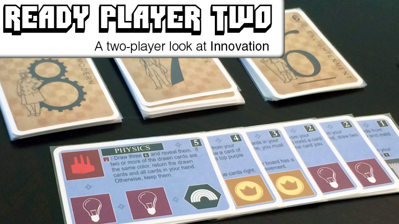 Ready Player Two: Innovation | Board Game Quest image