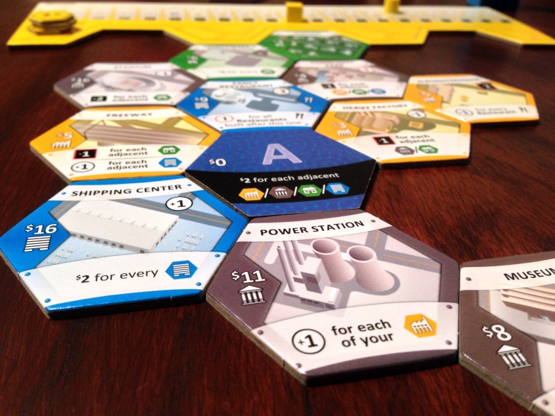 Suburbia Game Experience