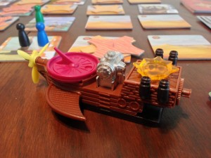 Forbidden Desert Game Overview