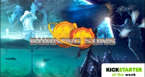 Burning Suns Cover
